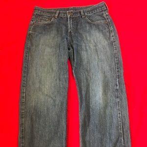 Levi's 550 Straight Leg Jeans sz 32 x 27